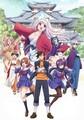 連載完結の「ゆらぎ荘の幽奈さん」、2018年夏に放送されたTVアニメの再放送が決定! 2020年7月6日(月)23:00よりBS11にて