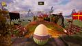 顔面岩を転がして相手の拠点を破壊するタワーディフェンスアクション「ロック・オブ・エイジス: メイク&ブレイク」の最新ゲームプレイトレイラーが公開!