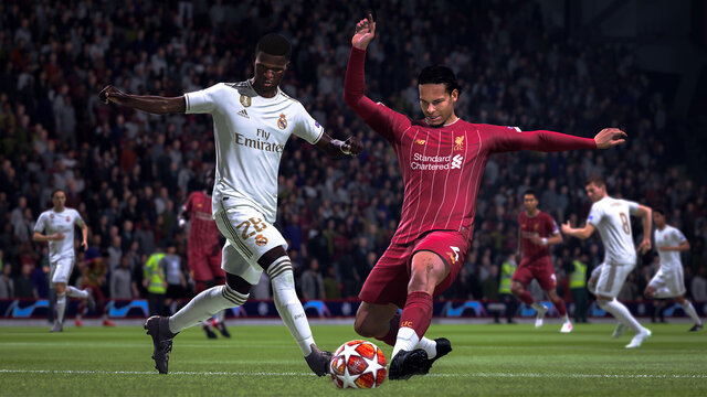 サッカーゲーム「FIFA 20」がお得な値段になった「EA BEST HITS FIFA 20」、本日発売!