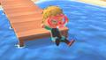 Switch「あつまれ どうぶつの森」にて、7月3日より無料アップデートが実施! 島の近海を自由に泳げるように