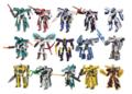 「新幹線変形ロボ シンカリオン」5周年記念で「プラレール DXS シンカリオン E5はやぶさ 可動プラス」がパワーアップして復刻! 8月6日(木)発売決定!!