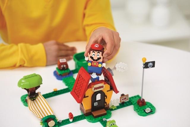 レゴとマリオがコラボした「レゴ マリオ」、全ラインアップが公開! 一部商品は7月10日に日本先行販売決定