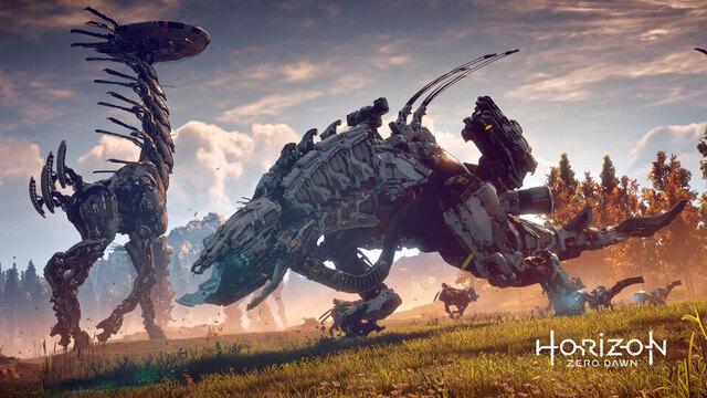 伝説のオープンワールド・アクションRPG「Horizon Zero Dawn」が、8月7日、PC向けに発売決定!