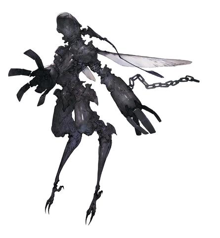 黒き怪物(CV: 川原元幸)