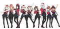 2021年放送予定のTVアニメ「連盟空軍航空魔法音楽隊ルミナスウィッチーズ」、ティザービジュアル、楽曲MVなどが一挙解禁!