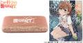 「とある科学の超電磁砲T」御坂美琴モデルのコラボ眼鏡が販売! 制服イメージのシルバーと、美琴の髪色に寄せたブラウンの2色展開