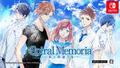 乙女ゲーム「Spiral Memoria~私と出逢う夏~」がSwitchに登場! 配信中の3タイトルがお得な値段で購入できる記念セールも同時開催