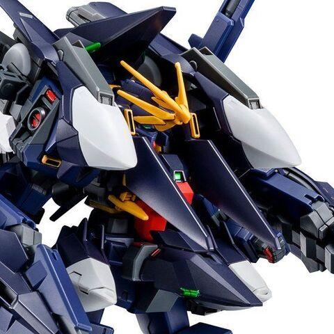 ガンダムTR-1シリーズ最終進化系ともいえる強化仕様[ハイゼンスレイ・ラーII]がHGシリーズで登場!!
