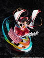 「東方Project」の二次創作RPG「東方LostWord」より、博麗神社の巫女さん「博麗霊夢」が1/8スケールで立体化!