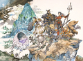 """「ファイナルファンタジーXI」、8月6日(木)のバージョンアップより新ストーリー""""蝕世のエンブリオ""""が開幕!"""