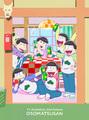 10月より放送のTVアニメ「おそ松さん」第3期のティザービジュアルが公開! 第2期BD/DVD BOXのジャケット写真も公開