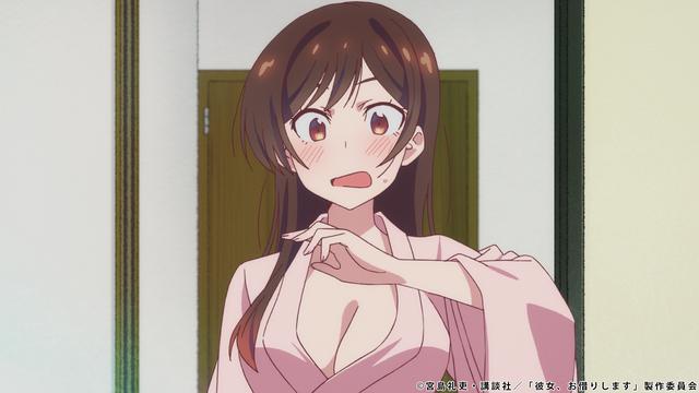 夏アニメ「彼女、お借りします」、第5話「温泉と彼女 -イマカノ-」あらすじ&先行場面カット、WEB版次回予告映像公開!