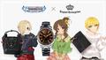 「アイドルマスター シンデレラガールズ」×SuperGroupiesの新作コラボレーション商品がついに登場!