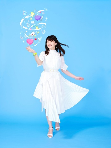 中島愛キャラクターソング・コレクション「FULL OF LOVE!!」、発売記念配信イベントが9月6日(日)に開催!