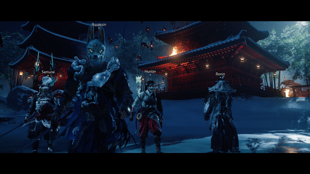 PS4「Ghost of Tsushima」、協力型マルチプレイモードを追加!