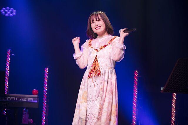鈴木みのり配信限定ライブ~極鮮ミノサンド~ライブレポート到着! アーカイブ試聴もスタート!