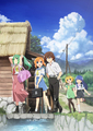秋アニメ「ひぐらしのなく頃に」、キービジュアルとPV第2弾が公開!