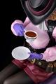 「ペルソナ5 ザ・ロイヤル」から、ノワールこと「奥村春」のフィギュアが登場! 机やティーカップ等の小物も丁寧に再現!!