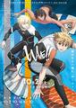 10月2日劇場公開のサーフィンアニメ「WAVE!!」来場者特典決定! 第一章は、さらちよみ描き下ろしイラストコースター!