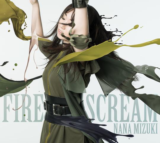 水樹奈々、10月7日(水)発売の40th Singleより「FIRE SCREAM」の先行配信が決定!