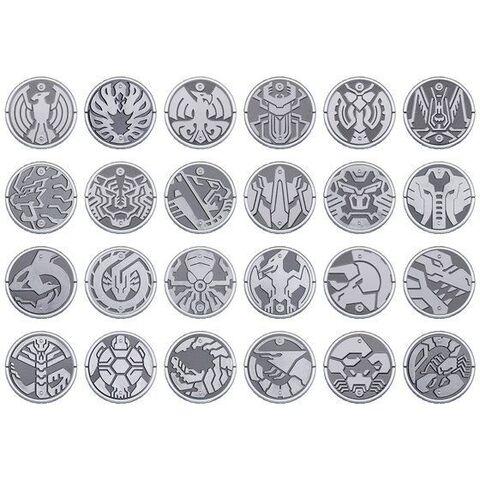 「仮面ライダーオーズ/OOO」放送開始10周年を記念して、「CSMコアメダルEXTRA」&「CSMセルメダル」が発売!!