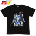 「新機動戦記ガンダムW」の人気MS6機がフルカラーTシャツで登場!