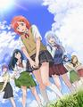TVアニメ「土下座で頼んでみた」放送決定! キービジュアル、小倉唯・杉田智和らによる主題歌入りPVを公開!