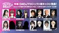 「D4DJプロジェクト戦略発表会」にて、古谷 徹、竹中直人、DAIGO、吉田尚記、水樹奈々ら新キャストが発表!