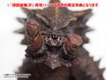 「CCP×モンスターハンター」ギガソフビシリーズ 第3弾 「アカムトルム」発売決定! 数量限定特典には「頭部破壊(牙)」再現パーツが付属!!