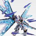 """ストライクフリーダムガンダムの特徴的な""""光の翼""""が、TAMASHII NATION 2020開催記念商品「デスティニーガンダム SOUL RED Ver.」に合わせた新仕様で登場!"""