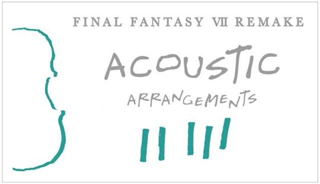 「ファイナルファンタジーVII」リメイク楽曲のアコースティックアルバムが11月25日(水)発売!