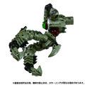 戦闘兵タイプのワルダーメカ! 「ダイアクロン DA-67 ワルダロス<ソルジャータイプⅡ>」がタカラトミーモール限定で予約受付開始!