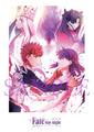 劇場版「Fate/stay night [Heaven's Feel]」III.spring song、第8週目来場者特典は先着順の描き下ろしA4ボード!