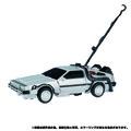 好評につき2次募集スタート! 「バック・トゥ・ザ・フューチャー」35周年記念!デロリアンがロボットにトランスフォームする「GIGAWATT」、サイバトロンサテライト&タカラトミーモール限定で発売!