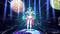 初音ミクが地球を飛び出す! 宇宙コンセプトのVRライブ「初音ミク GALAXY LIVE 2021」開催決定!