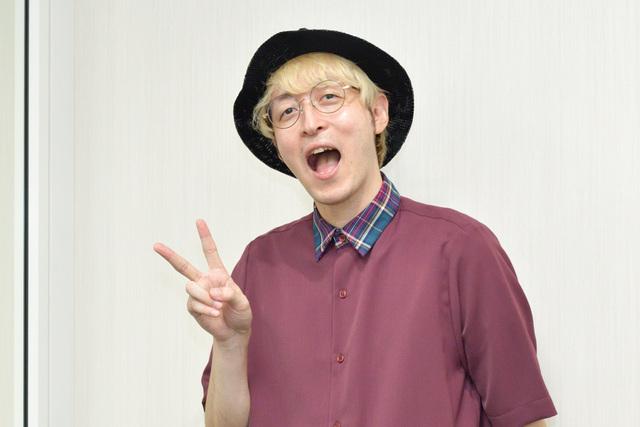 【インタビュー】作家活動15周年。ヒゲドライバーが、みずから手がけたアニソンをまとめたアルバム「ひげこれ!」をリリース!!