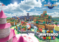 """世界初の任天堂をテーマにした大規模エリア「SUPER NINTENDO WORLD」2021年春、開業へ! """"世界にここだけ""""の「マリオ・カフェ&ストア」10月16日(金)オープン"""