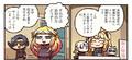 「Fate/Grand Order」、「ますますマンガで分かる!FGO」第164話を更新!
