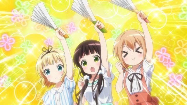 TVアニメ第3期「ご注文はうさぎですか? BLOOM」、心がぴょんぴょんする放送直前PV公開! ココア&千夜の同級生キャストも発表!!