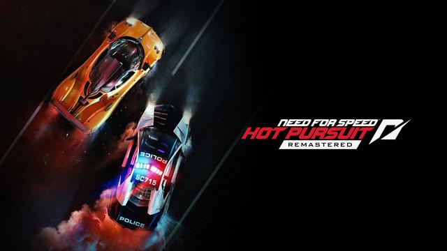 アーケードレース「Need for Speed:Hot Pursuit Remastered」、PS4/Xbox One/PC/Switchで11月発売決定!