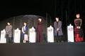 花江夏樹、鬼頭明里、下野紘、松岡禎丞、LiSAが登壇! スカイツリーが炎色に染まった「劇場版『鬼滅の刃』無限列車編」公開記念東京スカイツリー(R)点灯イベントレポート
