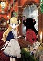 週刊ヤングジャンプ連載中の「シャドーハウス」がアニメ化決定!