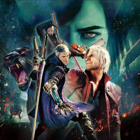 PS5「デビル メイ クライ 5 スペシャルエディション」、パッケージ版の発売が11月12日に決定!