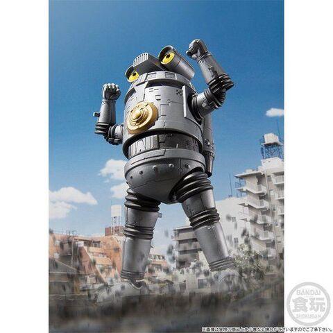 「ウルトラマンZ」での活躍ぶりが大人気の「特空機1号セブンガー」がミニプラシリーズで登場!