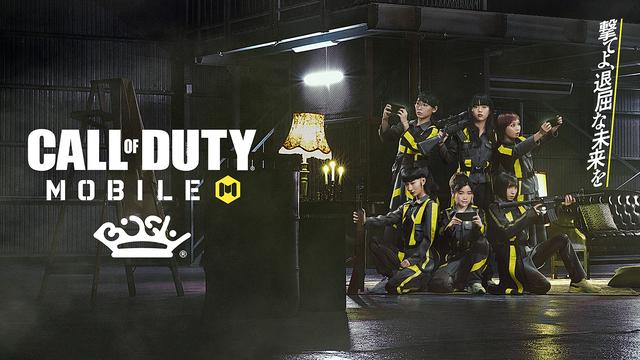 人気FPS「Call of Duty: Mobile」新CMにBiSHが登場! メイキング映像やコメントを公開!