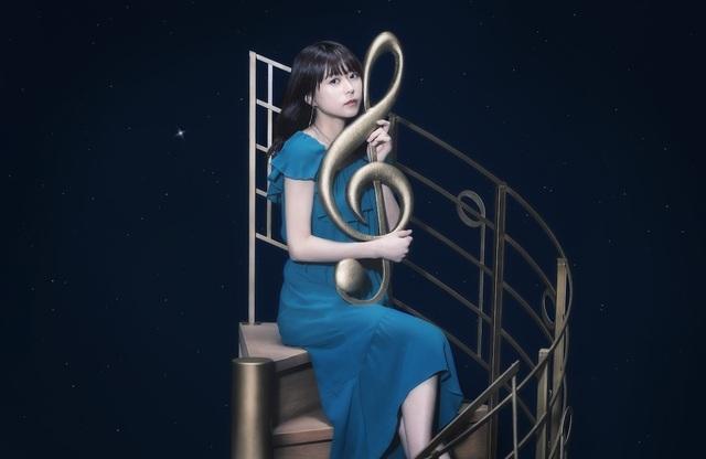 水瀬いのりアニバーサリーシングル「Starlight Museum」ビジュアル&試聴動画公開! カップリングは「アークナイツ」イメージソング!