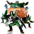 HGドラゴンボールシリーズに、セルの各形態を集めた「セル完全セット」が登場!