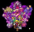 Switch「ケイデンス・オブ・ハイラル: クリプト・オブ・ネクロダンサー feat. ゼルダの伝説」パッケージ版が本日発売!