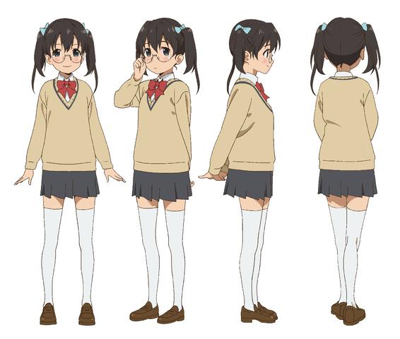 2021年1月放送開始の「ゲキドル」、榊原かをる(CV.花澤香菜)らキャラクター設定画第2弾が公開!