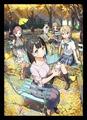 アニメ「OneRoomサードシーズン」の描きおろしグッズが予約開始!